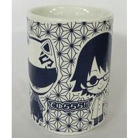 Japanese Tea Cup - Durarara!! / Shinra & Celty