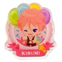 Acrylic Badge - High Speed! / Sigino Kisumi