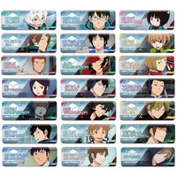 (Full Set) Long Badge - Trading Badge - WORLD TRIGGER