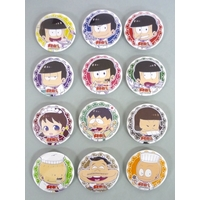 (Full Set) Trading Badge - Osomatsu-san