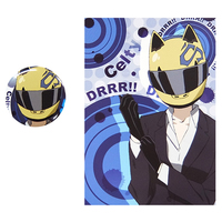 Trading Badge - Durarara!! / Celty Sturluson