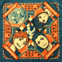 Hand Towel - Haikyuu!! / Karasuno High School