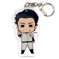 Acrylic Key Chain - Ace of Diamond / Sanada Shunpei
