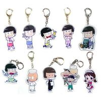 (Full Set) Trading Acrylic Key Chain - Osomatsu-san