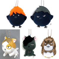 (Full Set) Plushie - Haikyuu!!