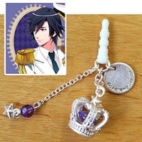 Earphone Jack Accessory - UtaPri / Tokiya Ichinose