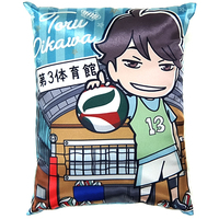 Mini Cushion - Haikyuu!! / Oikawa Toru