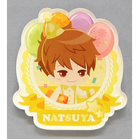 Acrylic Badge - High Speed! / Kirishima Natsuya