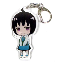 Trading Acrylic Key Chain - WORLD TRIGGER / Amatori Chika