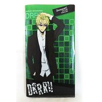 Plastic Folder - Durarara!! / Celty & Shizuo