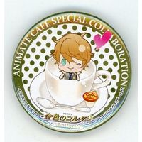 Badge - Kiniro no Corda / Sakaki Daichi
