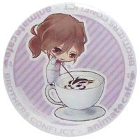Badge - BROTHERS CONFLICT / Asahina Rui