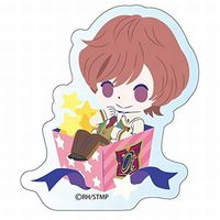 Acrylic Badge - Star-Myu (High School Star Musical) / Ugawa Akira (Star-Mu)