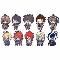 (Full Set) Rubber Strap - Tales of Xillia