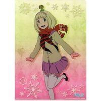 Plastic Folder - Blue Exorcist / Moriyama Shiemi