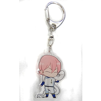 Acrylic Key Chain - Ace of Diamond / Kominato Ryousuke