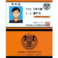 Card Collection - Haikyuu!! / Ennoshita Chikara
