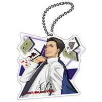 Acrylic Key Chain - Joker Game / Gamou Jirou