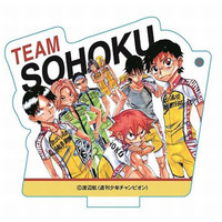 Stand Key Chain - Yowamushi Pedal / Souhoku High School