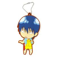 Rubber Key Chain - Yowamushi Pedal / Imaizumi & Souhoku High School