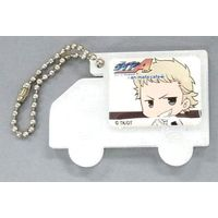 Acrylic Charm - Ace of Diamond / Narumiya Mei