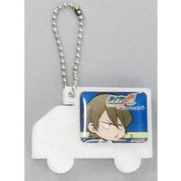 Acrylic Charm - Ace of Diamond / Isashiki Jun