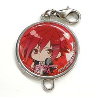 Animate Cafe Limited - Metal Charm - MARGINAL#4 / Kirihara Atom