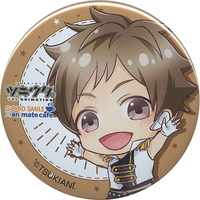 Animate Cafe Limited - Trading Badge - Tsukiuta / Kannazuki Iku