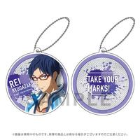 Acrylic Charm - High Speed! / Ryugazaki Rei
