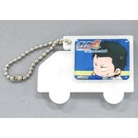 Animate Cafe Limited - Acrylic Charm - Ace of Diamond / Kuramochi Youichi