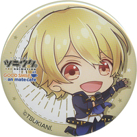 Animate Cafe Limited - Trading Badge - Tsukiuta / Shiwasu Kakeru