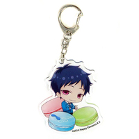 Animate Cafe Limited - Trading Acrylic Key Chain - Ensemble Stars! / Fushimi Yuzuru