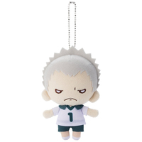 Plush Key Chain - Haikyuu!! / Date Tech High School & Aone