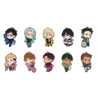 Rubber Clip Badge - Trading Badge - Yuri!!! on Ice