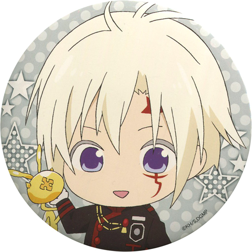 Badge - D.Gray-man / Allen Walker