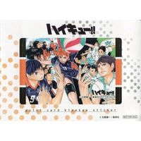 Stickers - Haikyuu!! / Karasuno High School & Aoba Jyousai