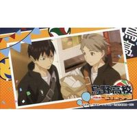 Stickers - Haikyuu!! / Kageyama & Sugawara