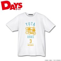 T-shirts - DAYS / Usui Yuuta Size-XL