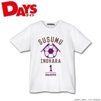 T-shirts - DAYS / Inohara Susumu Size-XL