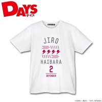T-shirts - DAYS / Haibara Jirou Size-XL