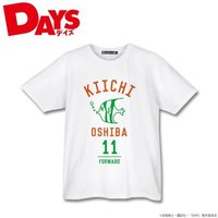 T-shirts - DAYS / Ooshiba Kiichi Size-XL