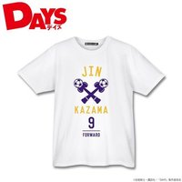 T-shirts - DAYS / Kazama Jin Size-XL