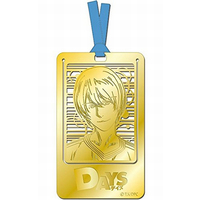 Metal Art Bookmarker - DAYS / Usui Yuuta