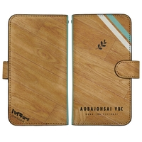 iPhone7 case - iPhone6 case - Smartphone Wallet Case for All Models - Haikyuu!! / Aoba Jyousai & Karasuno High School