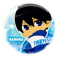 Trading Badge - High Speed! / Nanase Haruka