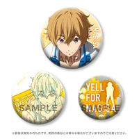 Badge - High Speed! / Hazuki Nagisa