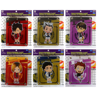 (Full Set) Commuter pass case - Haikyuu!!
