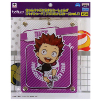Commuter pass case - Haikyuu!! / Tendou Satori