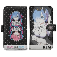 iPhone6 case - iPhone7 case - Smartphone Wallet Case for All Models - Re:ZERO / Rem
