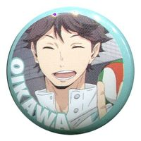 Trading Badge - Haikyuu!! / Oikawa Toru